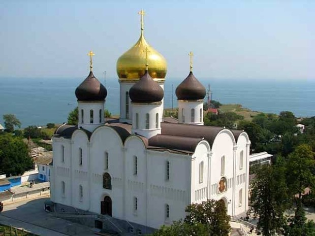 Holy Assumption of the Patriarchal Monastery Odessa